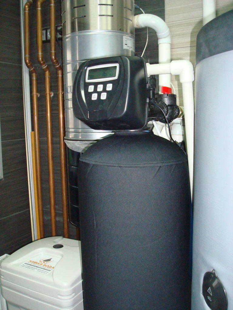 умягчение воды в загородном доме